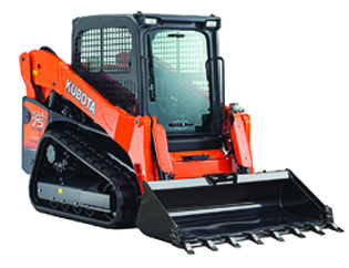 Rent Kubota Contruction Equipment.