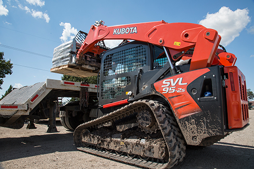 Svl95 2 Compact Track Loaders 1st Choice Equipment