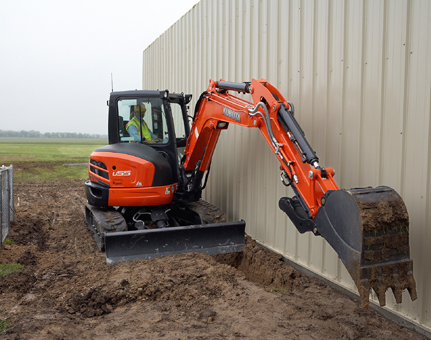 U55 4 Excavators U Series 1st Choice Equipment